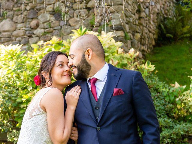 Le nozze di Laura e Enrique