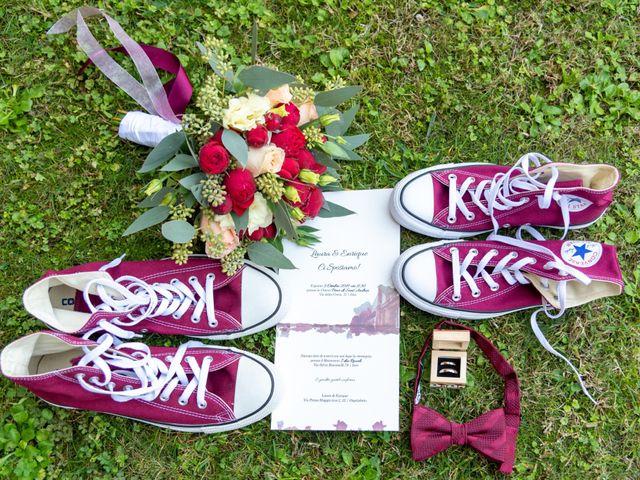 Il matrimonio di Enrique e Laura a Iseo, Brescia 13