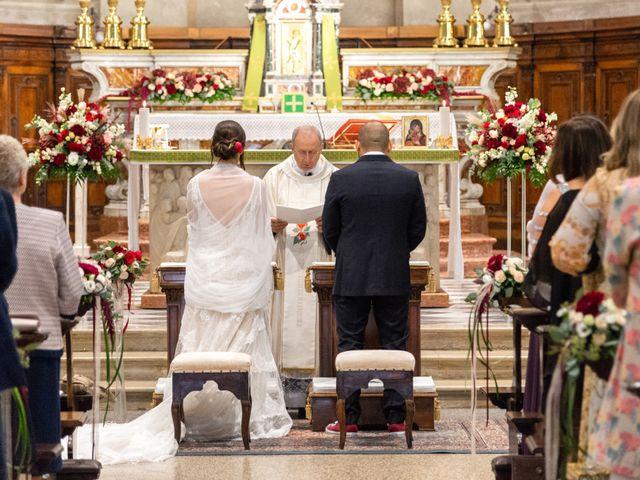 Il matrimonio di Enrique e Laura a Iseo, Brescia 25
