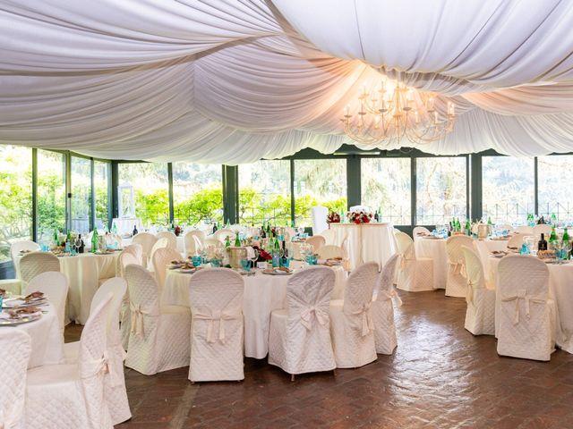 Il matrimonio di Enrique e Laura a Iseo, Brescia 37