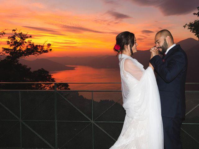 Il matrimonio di Enrique e Laura a Iseo, Brescia 1