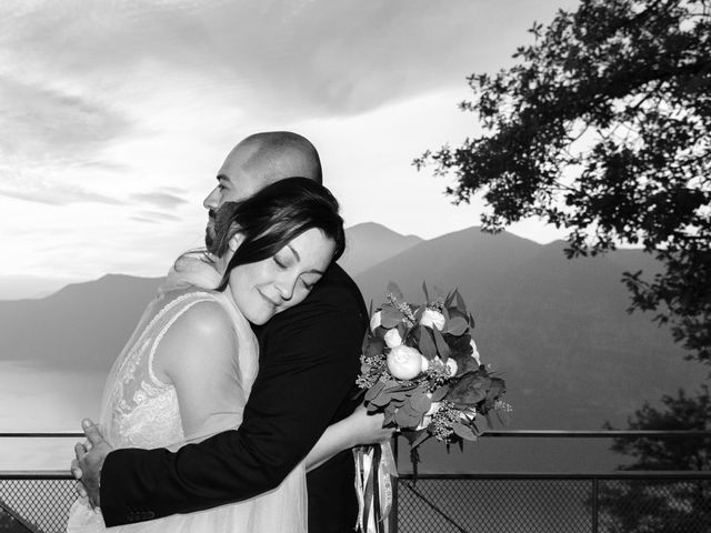 Il matrimonio di Enrique e Laura a Iseo, Brescia 47
