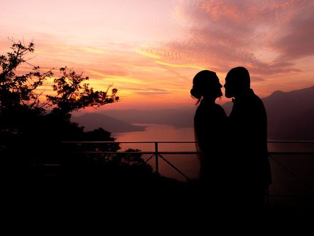 Il matrimonio di Enrique e Laura a Iseo, Brescia 49