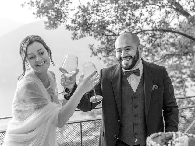 Il matrimonio di Enrique e Laura a Iseo, Brescia 51