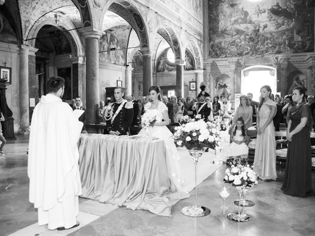 Il matrimonio di Andrea e Marta a Castelnuovo di Farfa, Rieti 8