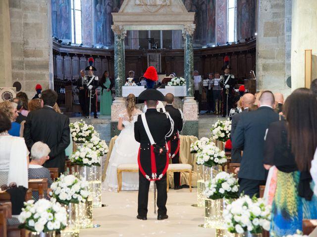 Il matrimonio di Andrea e Marta a Castelnuovo di Farfa, Rieti 9