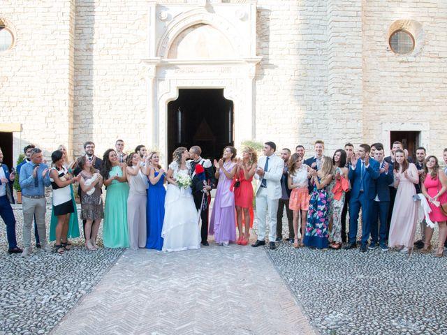 Il matrimonio di Andrea e Marta a Castelnuovo di Farfa, Rieti 15