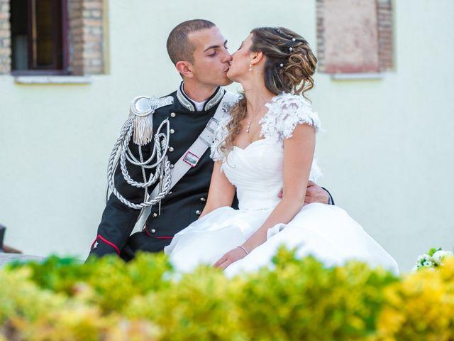Il matrimonio di Andrea e Marta a Castelnuovo di Farfa, Rieti 18