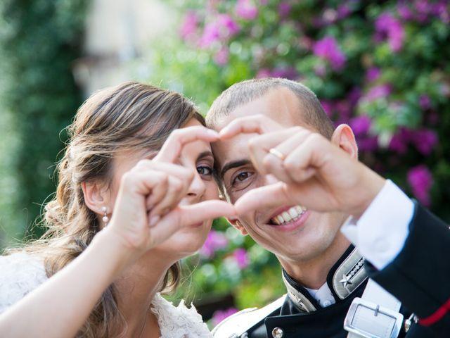Il matrimonio di Andrea e Marta a Castelnuovo di Farfa, Rieti 22