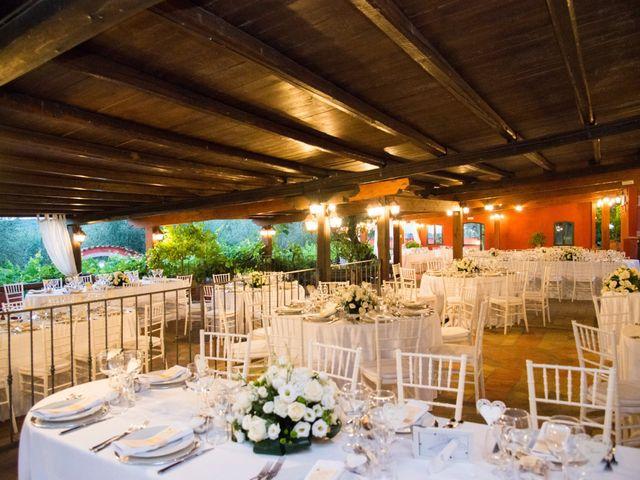 Il matrimonio di Andrea e Marta a Castelnuovo di Farfa, Rieti 23