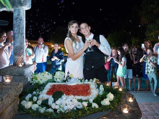 Il matrimonio di Andrea e Marta a Castelnuovo di Farfa, Rieti 28