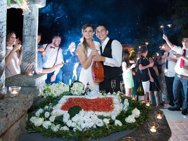 Il matrimonio di Andrea e Marta a Castelnuovo di Farfa, Rieti 29
