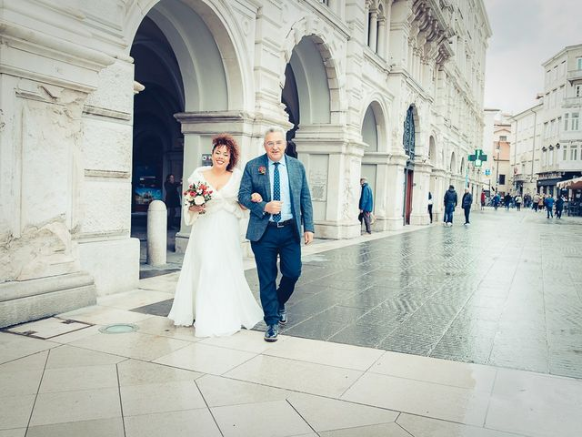 Il matrimonio di Pino e Yusleidy a Trieste, Trieste 37