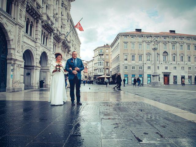 Il matrimonio di Pino e Yusleidy a Trieste, Trieste 38