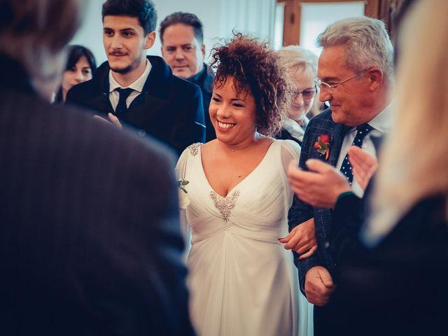 Il matrimonio di Pino e Yusleidy a Trieste, Trieste 43
