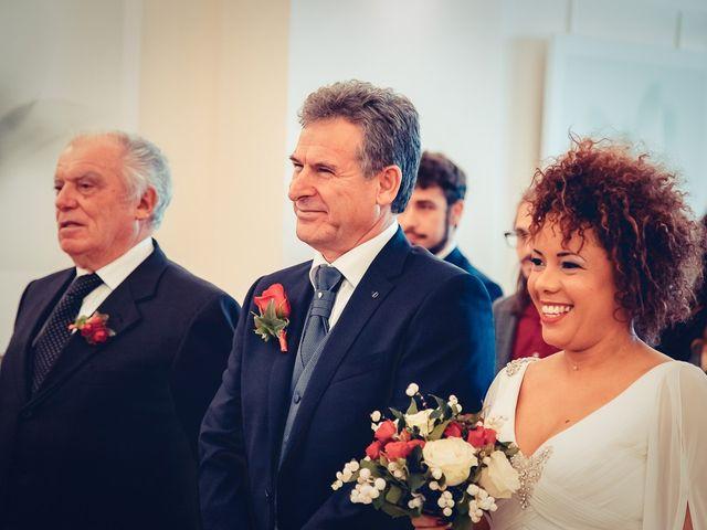 Il matrimonio di Pino e Yusleidy a Trieste, Trieste 54