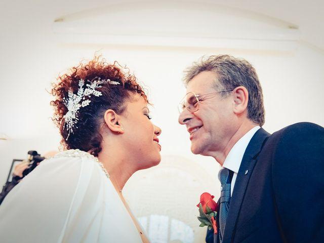 Il matrimonio di Pino e Yusleidy a Trieste, Trieste 59