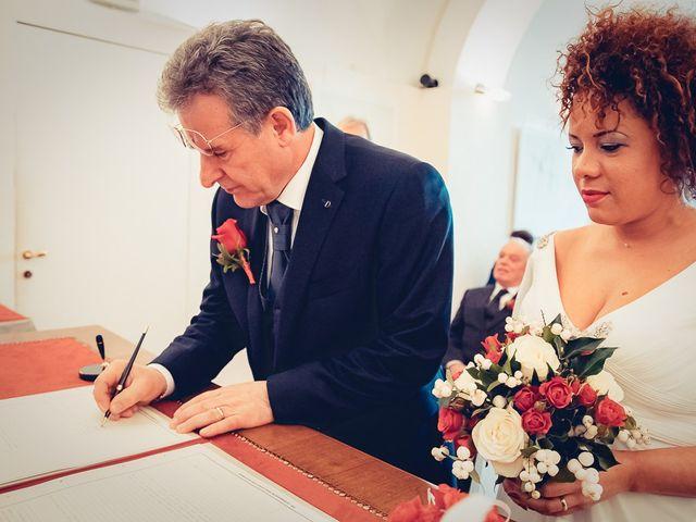 Il matrimonio di Pino e Yusleidy a Trieste, Trieste 62