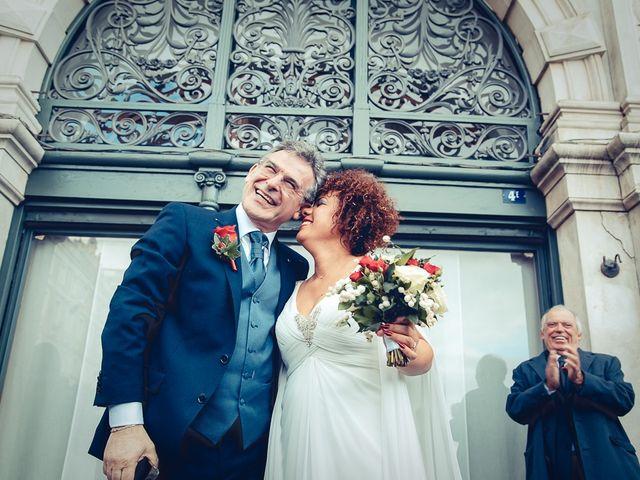 Il matrimonio di Pino e Yusleidy a Trieste, Trieste 71