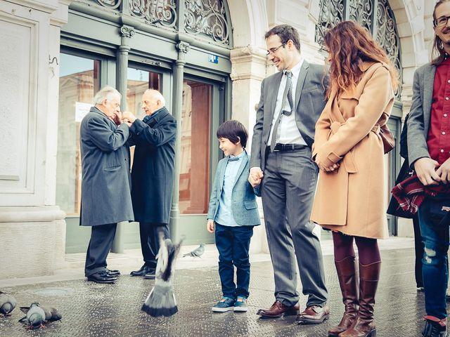 Il matrimonio di Pino e Yusleidy a Trieste, Trieste 74