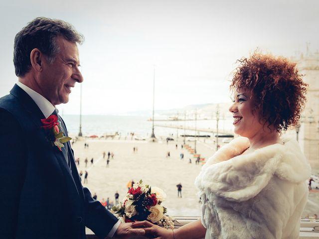Il matrimonio di Pino e Yusleidy a Trieste, Trieste 76