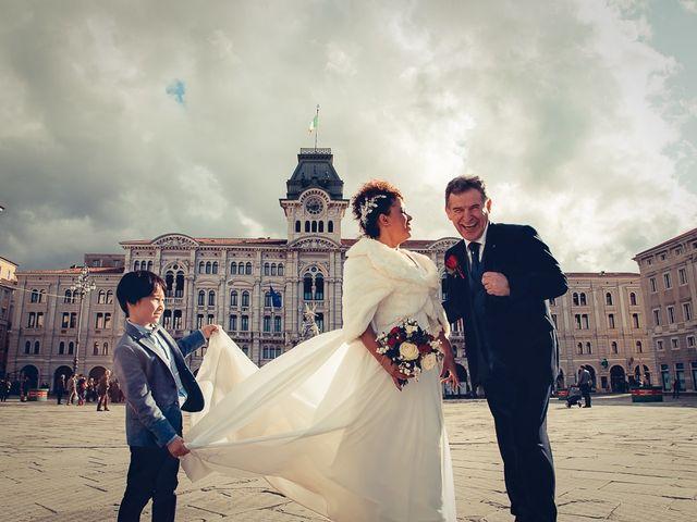 Il matrimonio di Pino e Yusleidy a Trieste, Trieste 77
