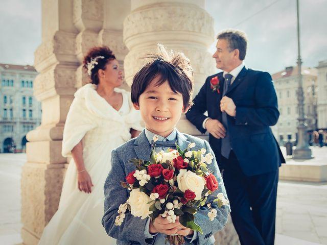 Il matrimonio di Pino e Yusleidy a Trieste, Trieste 78
