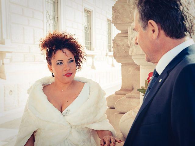 Il matrimonio di Pino e Yusleidy a Trieste, Trieste 79