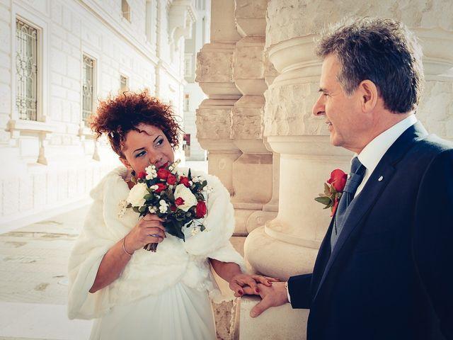 Il matrimonio di Pino e Yusleidy a Trieste, Trieste 80