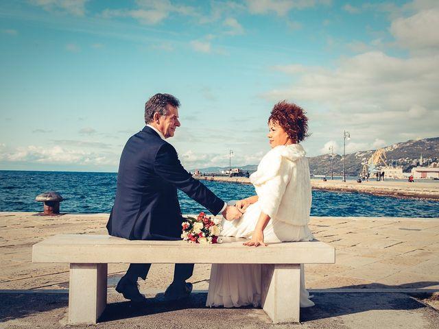 Il matrimonio di Pino e Yusleidy a Trieste, Trieste 81