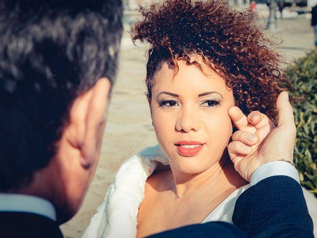 Il matrimonio di Pino e Yusleidy a Trieste, Trieste 82
