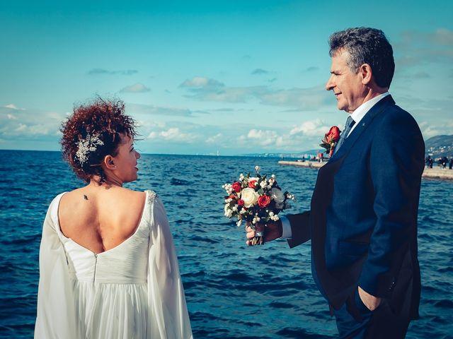 Il matrimonio di Pino e Yusleidy a Trieste, Trieste 83