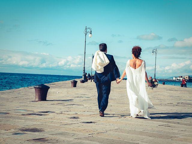 Il matrimonio di Pino e Yusleidy a Trieste, Trieste 87