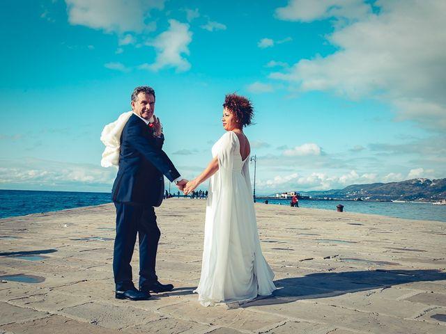 Il matrimonio di Pino e Yusleidy a Trieste, Trieste 88