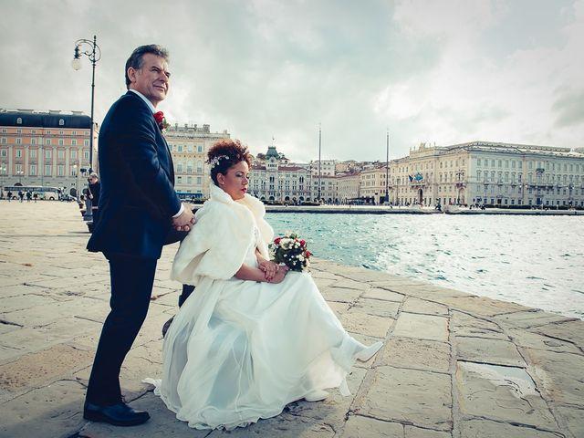 Il matrimonio di Pino e Yusleidy a Trieste, Trieste 90