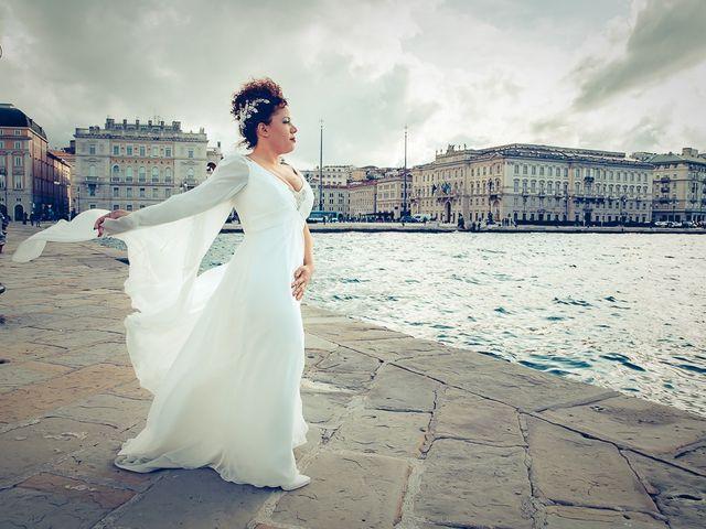 Il matrimonio di Pino e Yusleidy a Trieste, Trieste 92