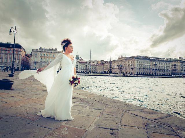 Il matrimonio di Pino e Yusleidy a Trieste, Trieste 93