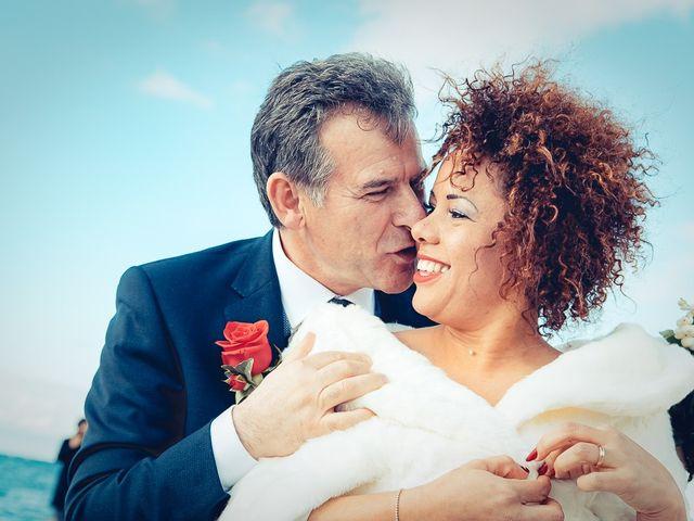 Il matrimonio di Pino e Yusleidy a Trieste, Trieste 95