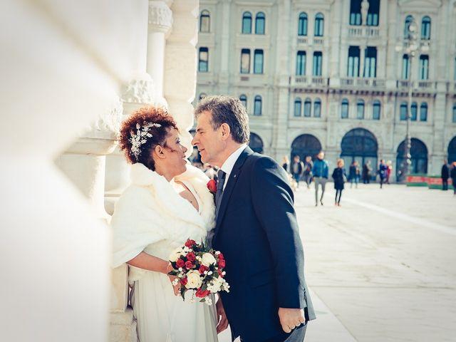 Il matrimonio di Pino e Yusleidy a Trieste, Trieste 97