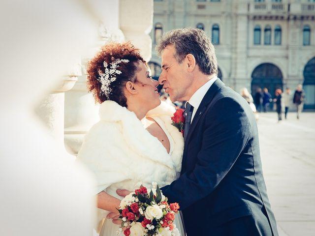 Il matrimonio di Pino e Yusleidy a Trieste, Trieste 98