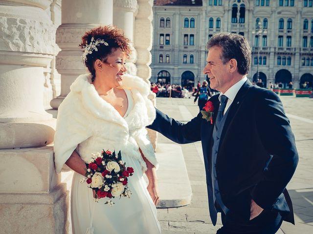 Il matrimonio di Pino e Yusleidy a Trieste, Trieste 99