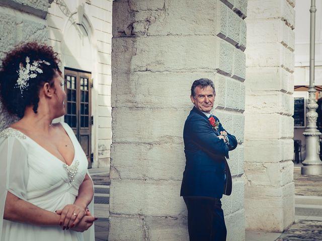 Il matrimonio di Pino e Yusleidy a Trieste, Trieste 101