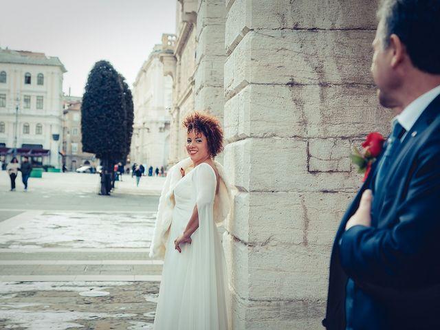 Il matrimonio di Pino e Yusleidy a Trieste, Trieste 102