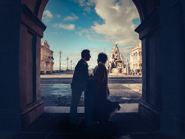 Il matrimonio di Pino e Yusleidy a Trieste, Trieste 103