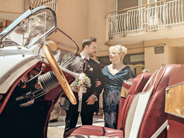Il matrimonio di Valentina e Mario a Piazza Armerina, Enna 18