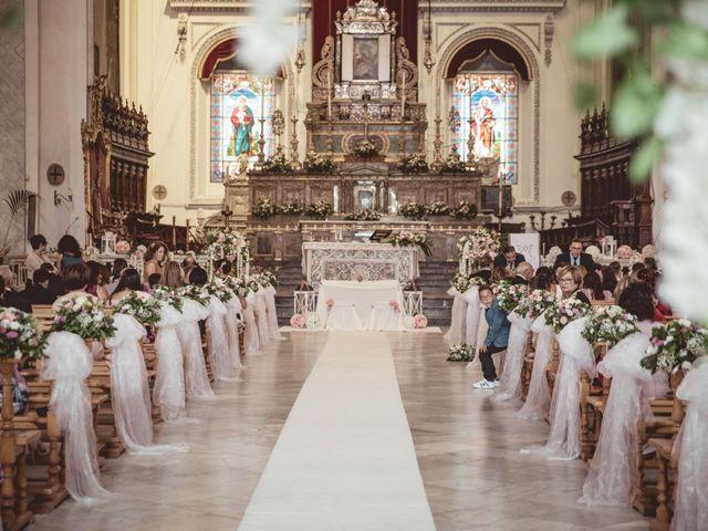 Il matrimonio di Valentina e Mario a Piazza Armerina, Enna 35