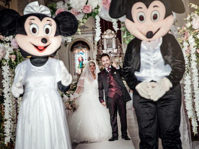 Il matrimonio di Valentina e Mario a Piazza Armerina, Enna 42