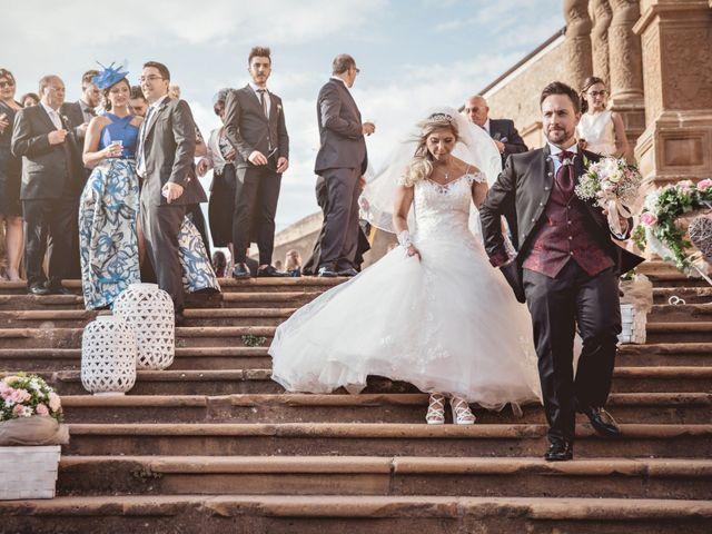 Il matrimonio di Valentina e Mario a Piazza Armerina, Enna 43