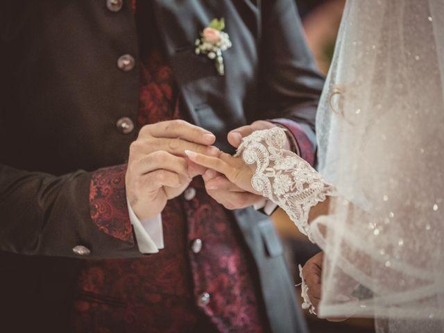 Il matrimonio di Valentina e Mario a Piazza Armerina, Enna 47