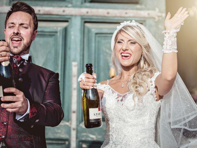 Il matrimonio di Valentina e Mario a Piazza Armerina, Enna 50